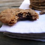 Chocolate Chip Cookies with Toasted Pecans