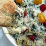 The Perfect Spinach Artichoke Dip