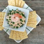 Hotsy Totsy Summer Shrimp Dip