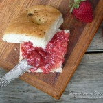 No-Cook Strawberry Chia Jam