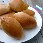 Russian Piroshki ~ Sumptuous Spoonfuls #pocket #sandwich #recipe