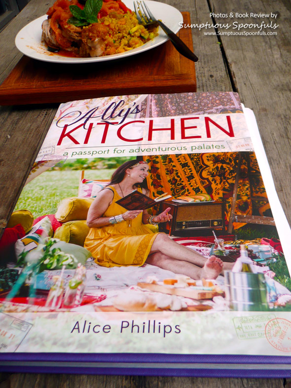 Ally's Kitchen: A Passport for Adventurous Palates ~ Cookbook Review