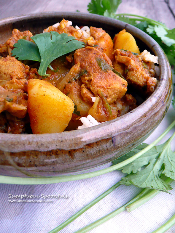 Biswa's Winning Chicken Curry