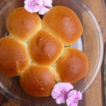 Bread Machine Hawaiian Rolls ~ Sumptuous Spoonfuls #sweet #soft #rolls like #kings #Hawaiian #recipe