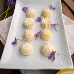 Lemon Cream Cheese Truffles ~ Sumptuous Spoonfuls #dessert #recipe