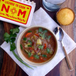 New Mexico Green Chile Stew ~ Sumptuous Spoonfuls #NM #recipe