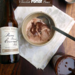 Chocolate Porter Sauce ~ a rich, decadent chocolate sauce with rum barrel coconut porter from Sumptuous Spoonfuls for #Choctoberfest