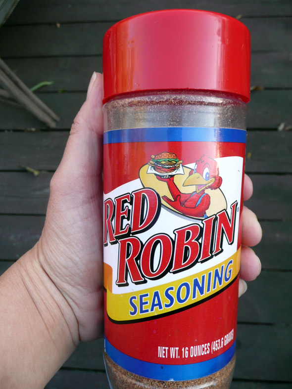 Red Robin Seasoning Copycat Recipe #2