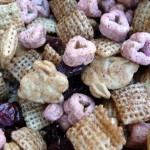 Berry Love Bunny Chex Mix