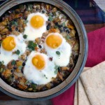 Mexican Style Breakfast Bake Ole!