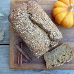 Pumpkin Pie Chai QuickBread