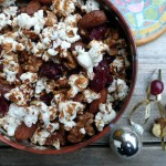Cranberry Nut Crunch Popcorn