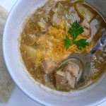 Cinnamon Kissed Green Chile and Pork Stew