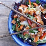 Chinese Tangerine Chicken Salad