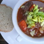 Winter Venison Malbec Stew