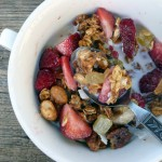Tropical Trail Mix Granola
