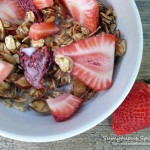 Almond Berry Granola