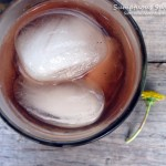 Dandelion Iced Tea