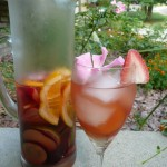 White Wine and Red Roses Sangria2