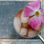 Lavender Lime Rose Fizz
