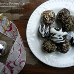 Chocolate Mocha Amaretto Balls