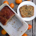 Cinnamon Spice Kumquat Nut Bread ~ Sumptuous Spoonfuls #kumquat #nut #quickbread #recipe