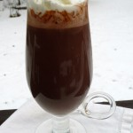 Italian Hot Chocolate {Cioccolata Calda} ~ Sumptuous Spoonfuls #hot #chocolate #recipe