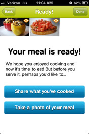 Cooking Planit the Cooking App