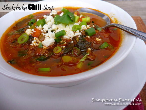 Shakshuka Chili Soup