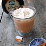 Irish Cream Chai ~ Sumptuous Spoonfus #Hot #Tea #Cocktail