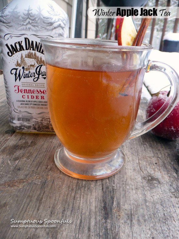 Winter Apple Jack Tea