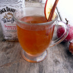 Winter Apple Jack Tea ~ Sumptuous Spoonfuls #comforting #hot #cocktail #recipe #skinny