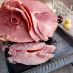 Making the Perfect Ham w Shari's Berries for Dessert ~ Sumptuous Spoonfuls #Easter #Ham #recipe
