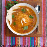 Ann's Amazing Chicken Tortilla Soup ~ Sumptuous Spoonfuls #Mexican #chicken #soup #recipe
