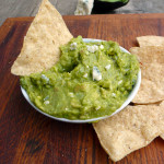 Blue Cheese Guacamole ~ Sumptuous Spoonfuls #easy #Mexican #avocado #guacamole #dip #recipe