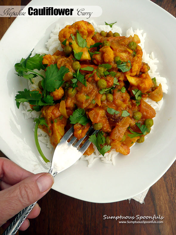 Nepalese cauliflower curry misayeko tarkari sumptuous spoonfuls nepalese cauliflower curry misayeko tarkari forumfinder Image collections