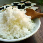 Perfect Sushi Rice ~ Sumptuous Spoonfuls #sticky #sushi #rice #recipe