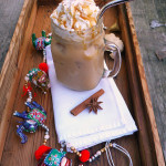 (Better than Starbucks) Iced Chai Latte ~ Sumptuous Spoonfuls #iced #chai #latte #recipe