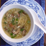 Chinese Hot & Sour Soup ~ Sumptuous Spoonfuls #Asian #Soup #Recipe
