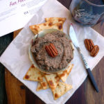 Morel Pecan Pate & Weekly Tasting Review ~ Sumptuous Spoonfuls #vegan #mushroom #pate #recipe